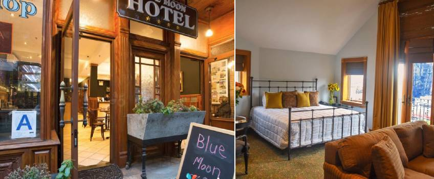 Blue Moon Boutique Hotel em New York