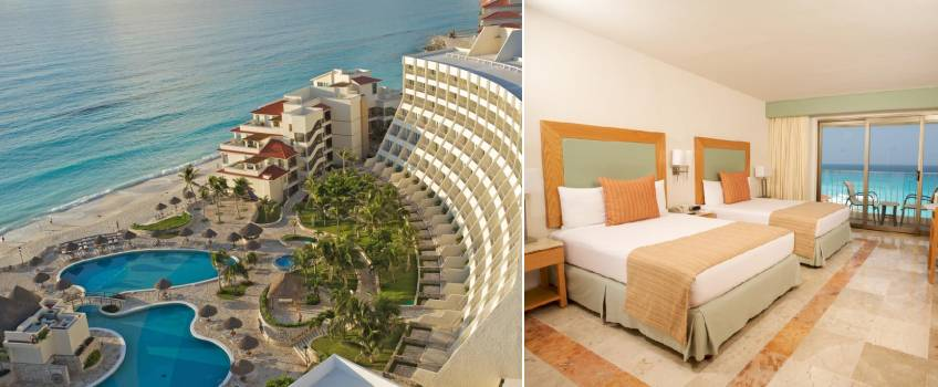 Grand Park Royal Caribe - All Inclusive em Cancun