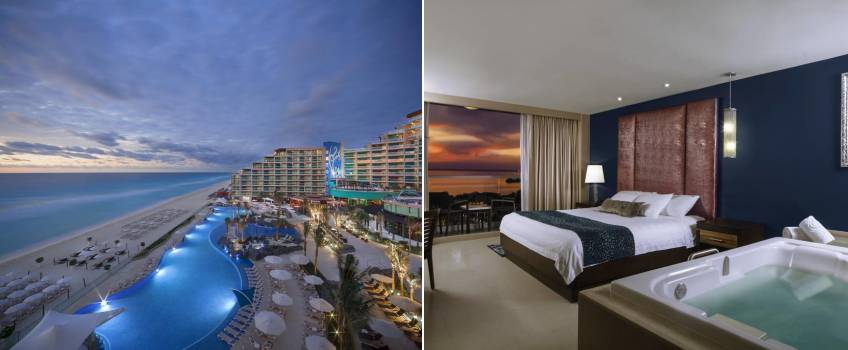 Hard Rock Hotel All Inclusive em Cancun