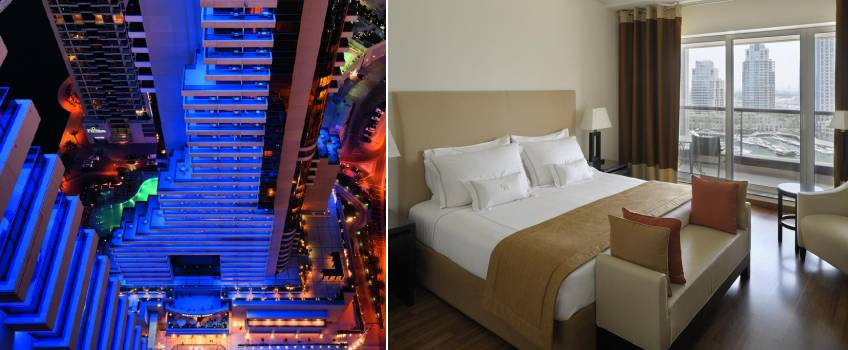 Grosvenor House Hotel and Apartments em Dubai