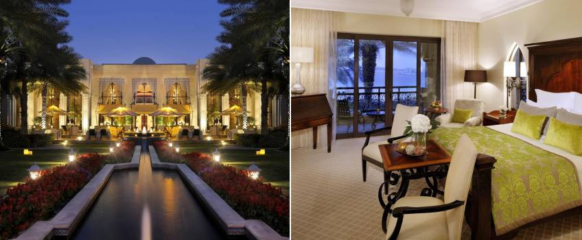 Residence & Spa at One&Only Royal Mirage em Dubai