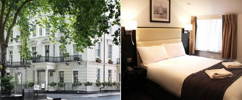 Hotel Edward Paddington em London