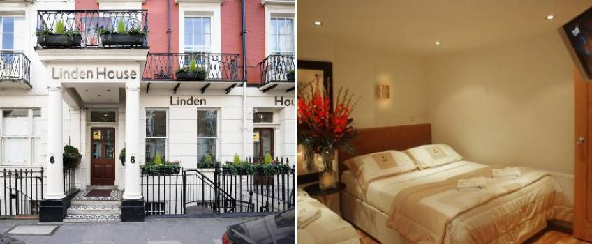 Linden House Hotel em London