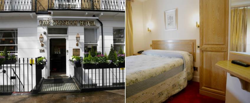 The Gresham Hotel em London