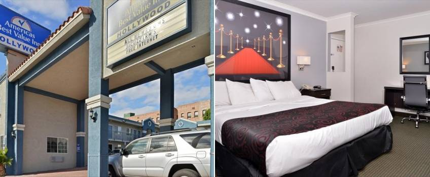 Americas Best Value Inn Hollywood em Los Angeles