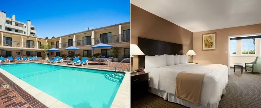 Days Inn Hollywood Near Universal Studios em Los Angeles