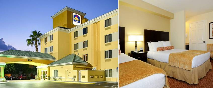Best Western Convention Center Hotel em Orlando