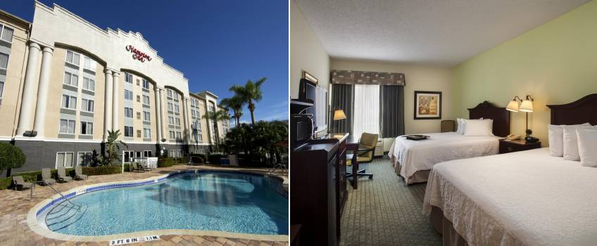 Hampton Inn Lake Buena Vista em Orlando